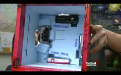 Lego man in space - Mathew Ho and Asad Muhammad - pix 08 - Global TV