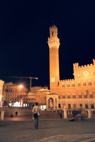 One Night in Sienna
