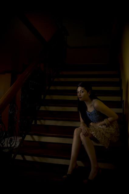 Andrea Cabrera Escandor - Stairs To Heaven