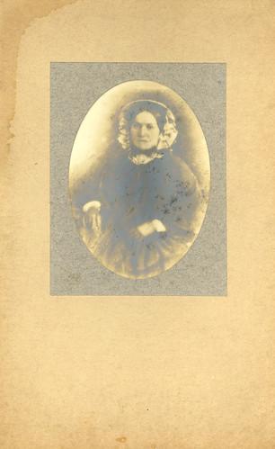Augusta (Forrer) Bruen, undated