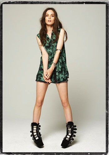 Spring:Summer 2011:12 Collection - Promotional Photo (35)