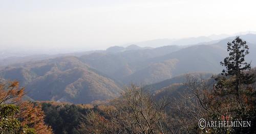 Mount Takao!
