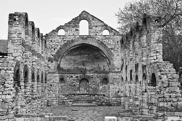 basilica remains