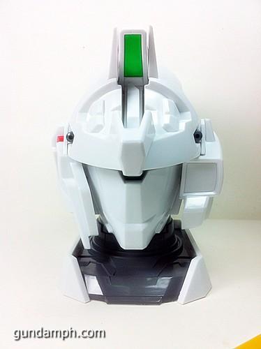 Banpresto Gundam Unicorn Head Display  Unboxing  Review (41)