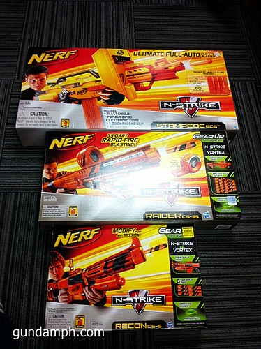 NERF Sale 50% Off Stampede Raider Recon Unboxing Review (69)