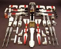 X-wing por partes...
