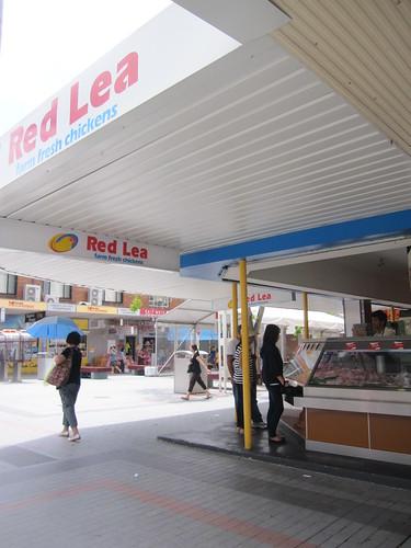 Red Lea, Cabramatta
