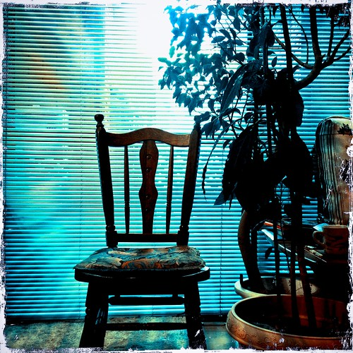 Day 21/366 : Chair by the Window by hidesax