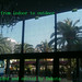 transparent soft LED curtain display france project