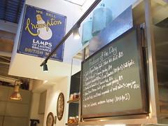 Produce of the Day blackboard menu, Esquina Tapas Bar, Jiak Chuan Road, Keong Saik, Tanjong Pagar