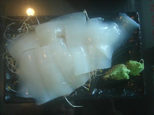 素生魚片(蒟蒻)