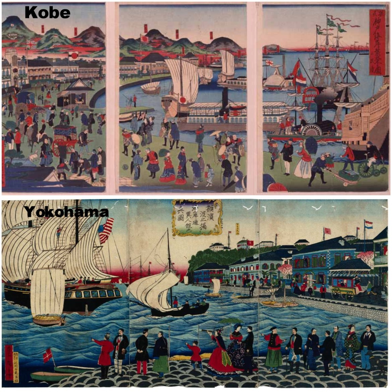 KOBE-YOKOHAMA