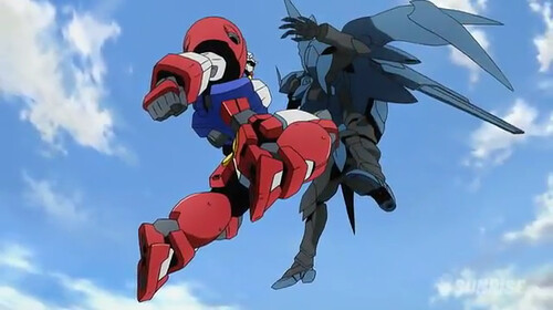 Mobile Suit AGE  Episode 8  Do or Die on the Common Front  Youtube  Gundam PH (5)