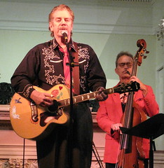 Dan Hicks and Bassist Paul Smith