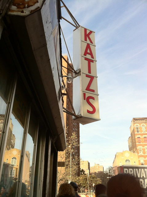 New York Trip Report - Katz's Deli