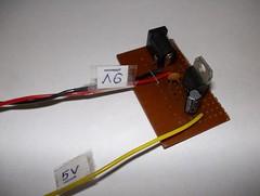 5V Regulated Power Supply