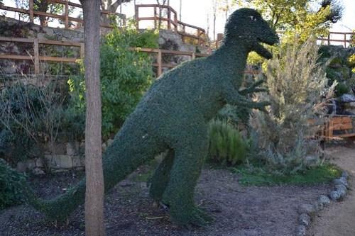 Dinosaurio, El Bosque Encantado