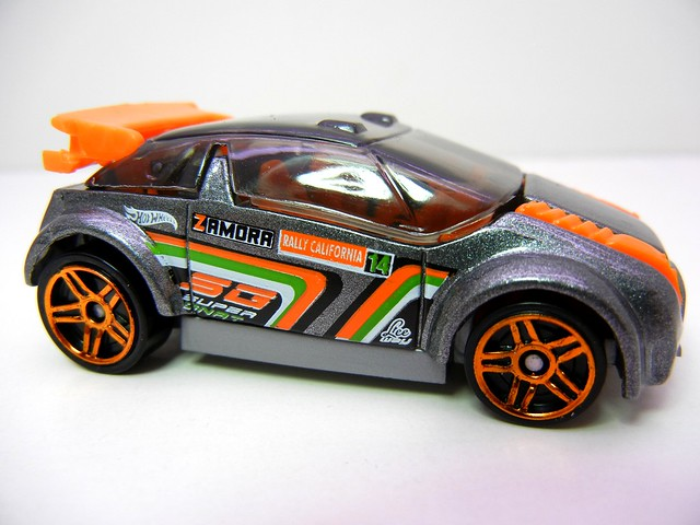 2011 HOT WHEELS TUNERZ 5 PACK (3)