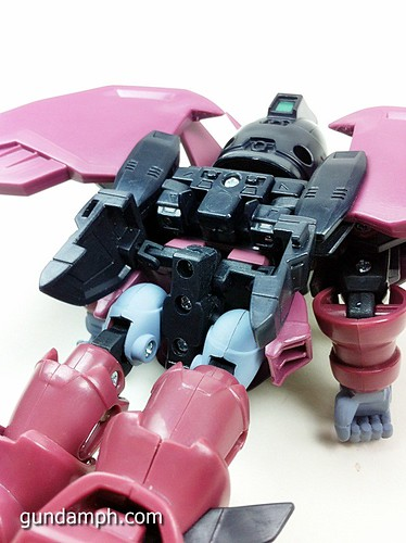 SD Gundam Online Capsule Fighter EPYON Toy Figure Unboxing Review (48)