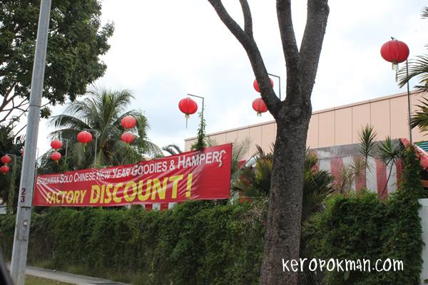 Bengawan Solo Factory Discount