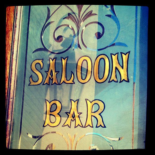 The Saloon Bar