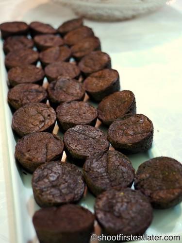 CNY 2012- brownie bites