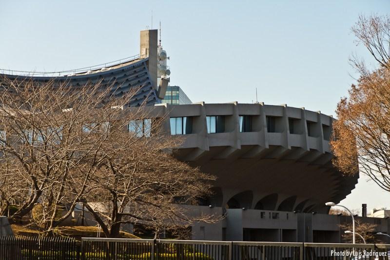 Yoyogi National Gymnasium-8