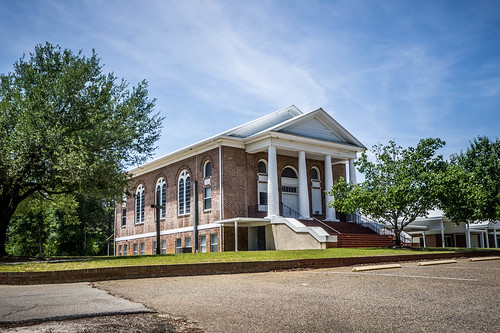 Seivern Baptist Church