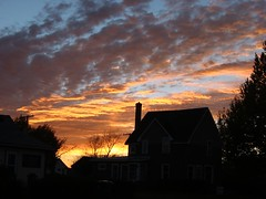 Briercrest Sunset 2007