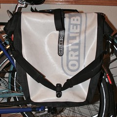 Ortlieb Back-Roller Pannier - closed squar
