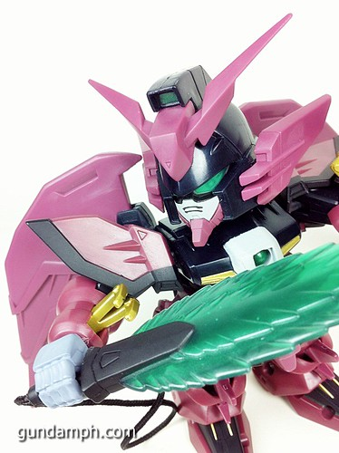 SD Gundam Online Capsule Fighter EPYON Toy Figure Unboxing Review (61)