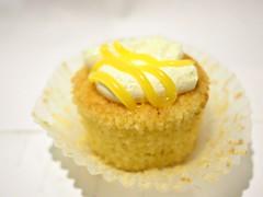Lemon cupcake. Cupcake Engineer, Cluny Court