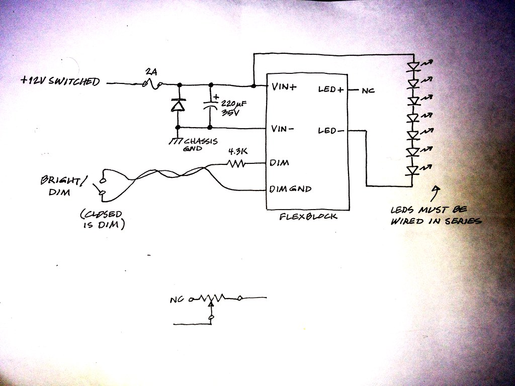 angel eye spotlight wiring diagram