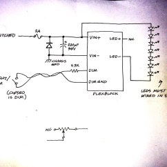 Truck Lite Led Headlight Wiring Diagram Eagle Anatomy Headlights And Electrical Schematics Rh 14 18 1 Schlaglicht Regional De Cree