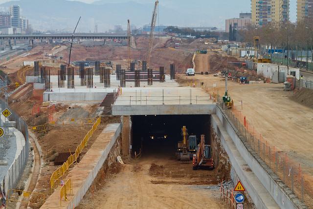 Pont Calatrava - Norte - 27-01-12