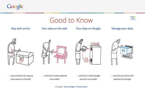 Good to Know – Google