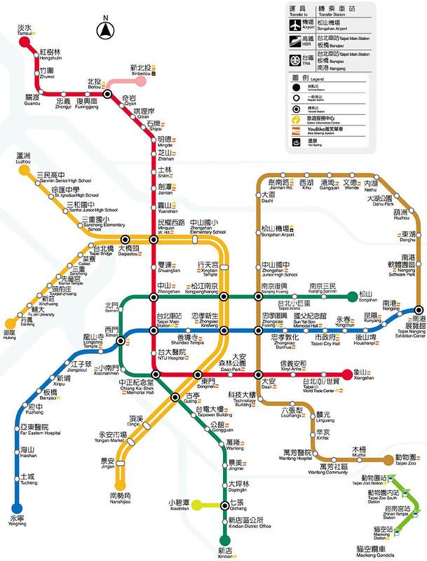 【臺北美食】捷運站美食 x 板南線(藍) - 涵天食尚玩樂生活誌