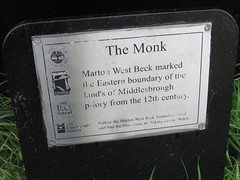 Monk, Marton West Beck