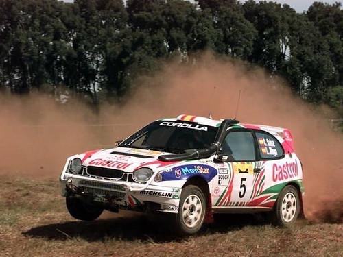 Toyota Corolla WRC - Kenya 1998