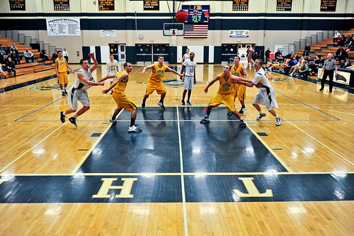 Franklin Regional vs Penn Trafford  - Boys Varsity Basketball - 012512