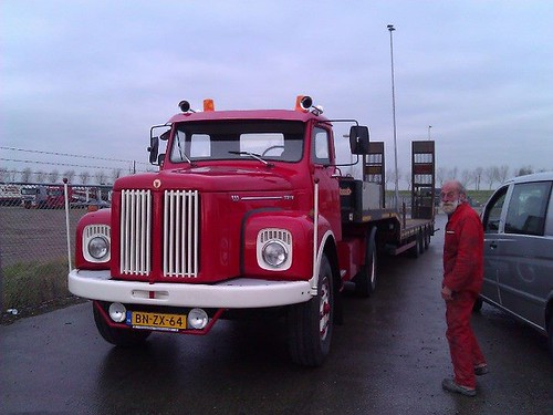 Still Working Scania
