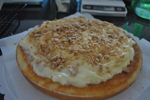Cake, mid layer