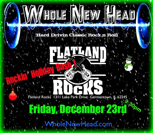 Flatland Rocks 12-23-11