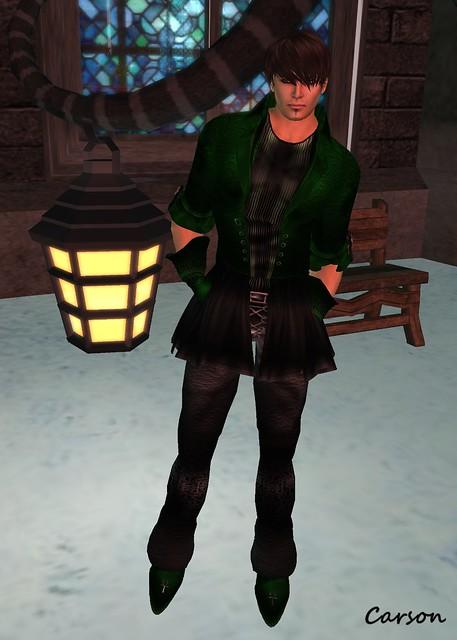 Avatar Bizarre - Amaranthus  Suit