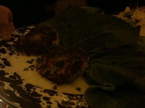 Blue Crab Cakes