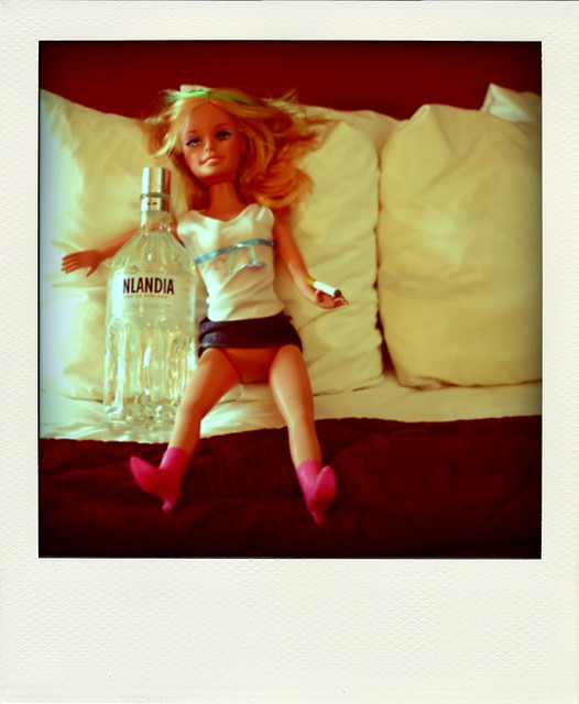 Barkeep Barbie