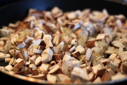 Mushroom and Walnut Pâté 1
