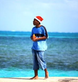 Christmas on Caulker