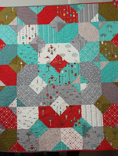 Little Apples Quilt - Top