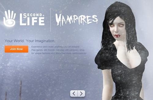 Hi Vampire